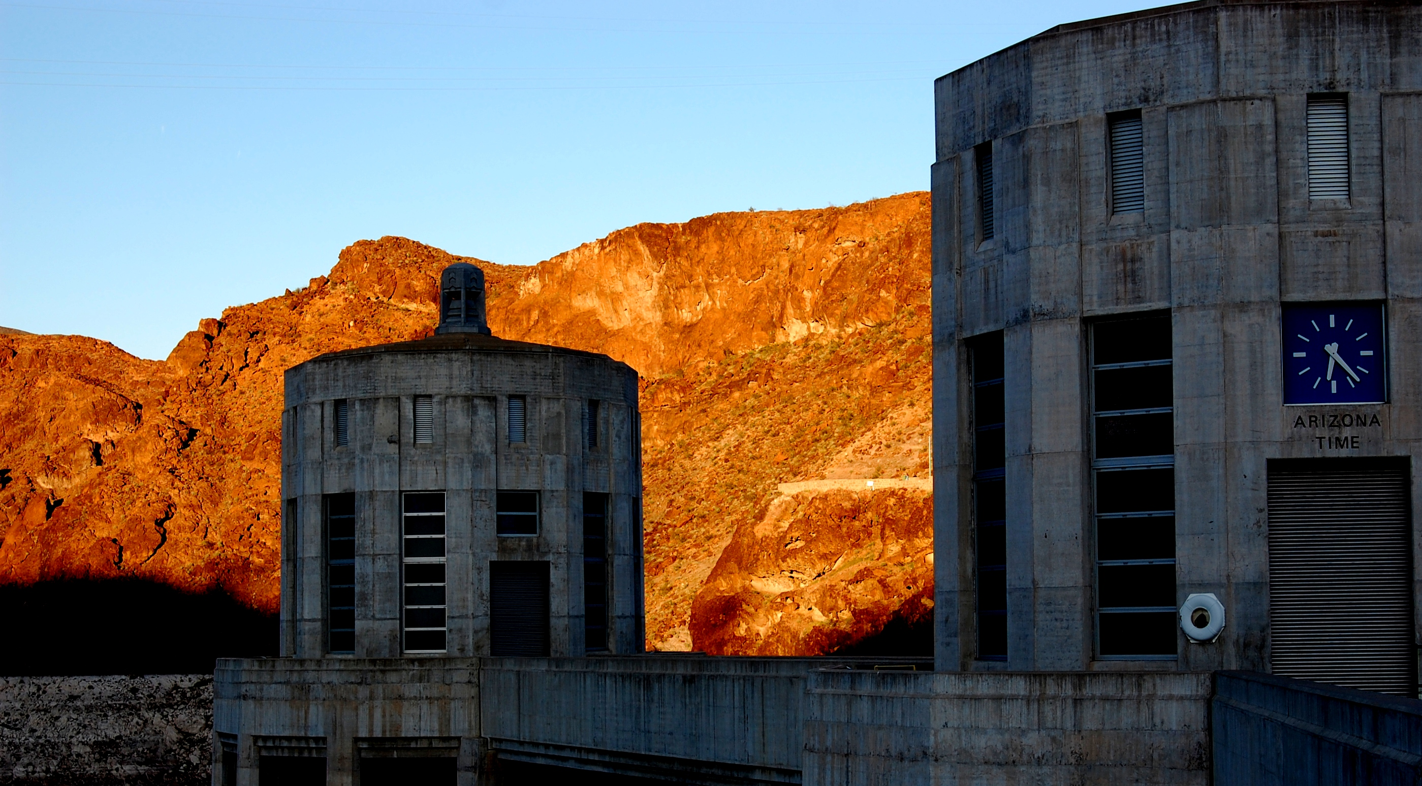 Hoover Dam A